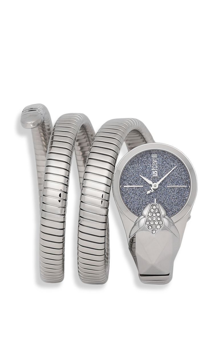 JUST CAVALLI Watch with stylised snake Watch Woman f