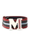 M MISSONI Belt Woman, Frontal view