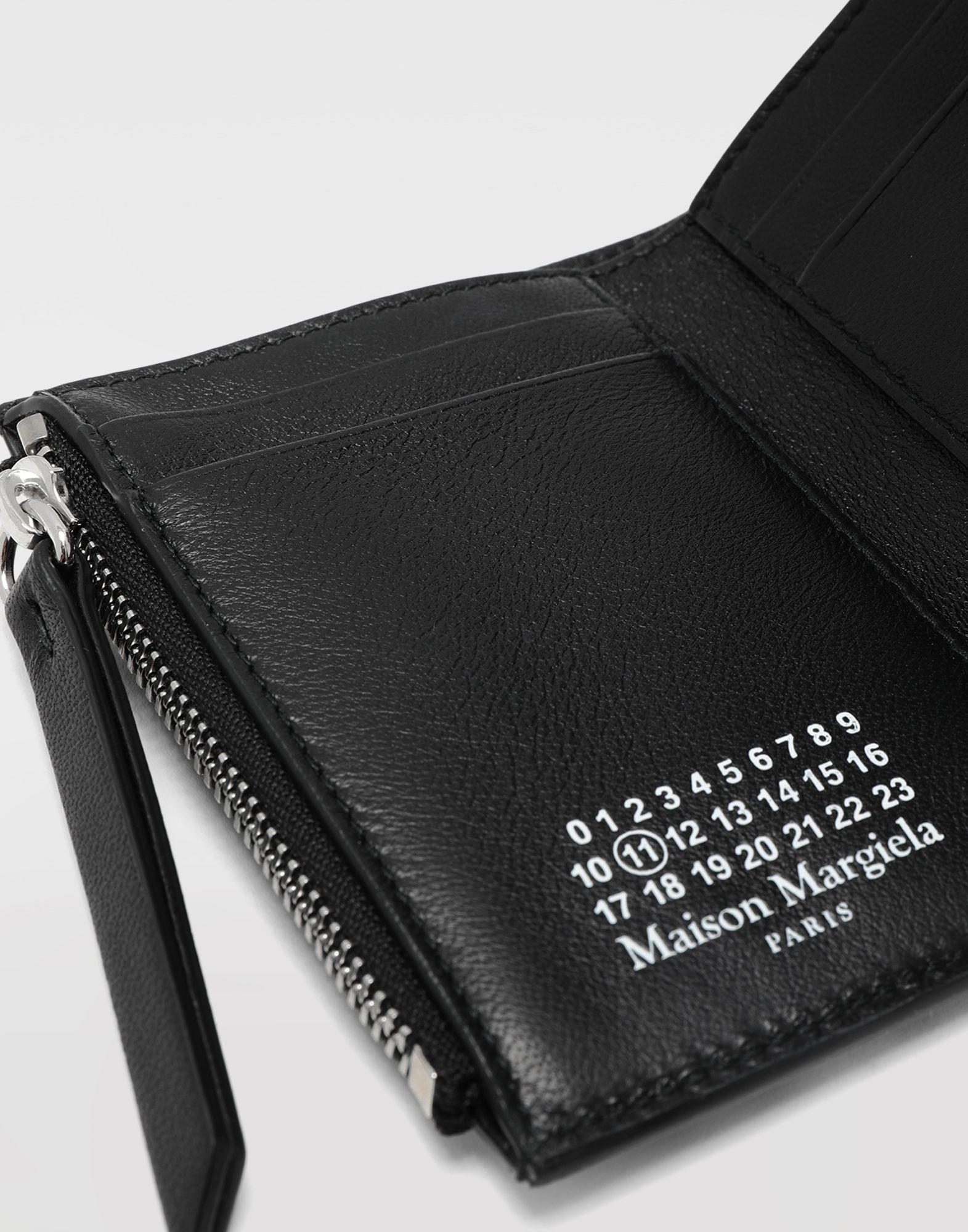 MAISON MARGIELA Graffiti envelope wallet Wallet Woman a