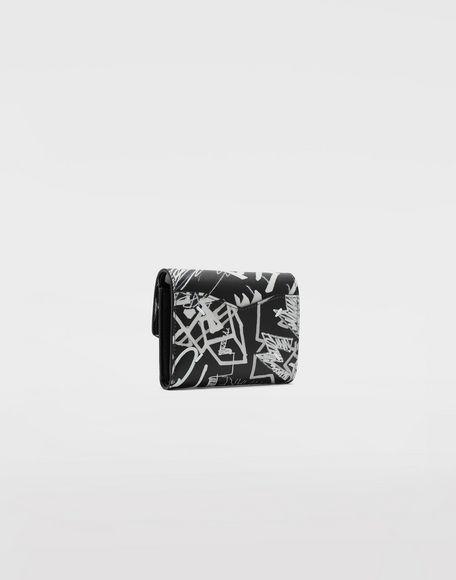 MAISON MARGIELA Graffiti envelope wallet Wallet Woman r