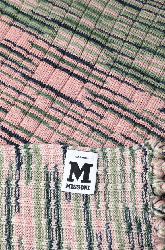 M MISSONI Scarf Woman, Side view