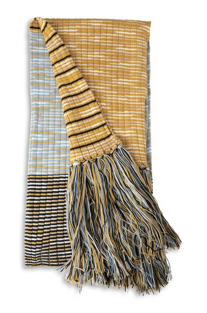 M MISSONI Scarf Ochre Woman - Front