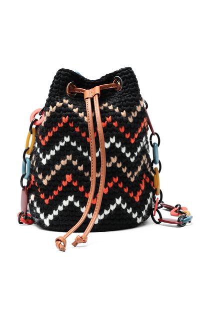 M MISSONI Bags Black Woman - Back
