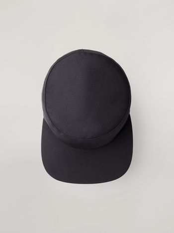 Marni Cap in workwear gabardine Man f