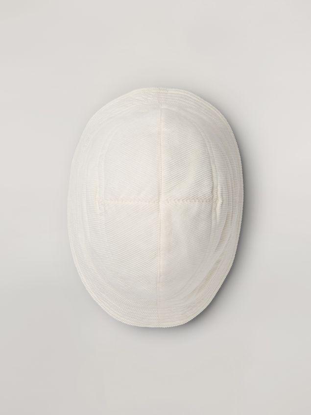 Marni Hat in light corduroy Man - 1