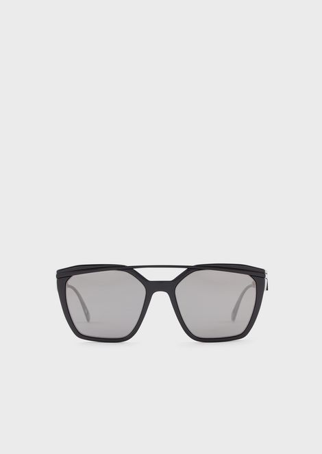 Square woman sunglasses
