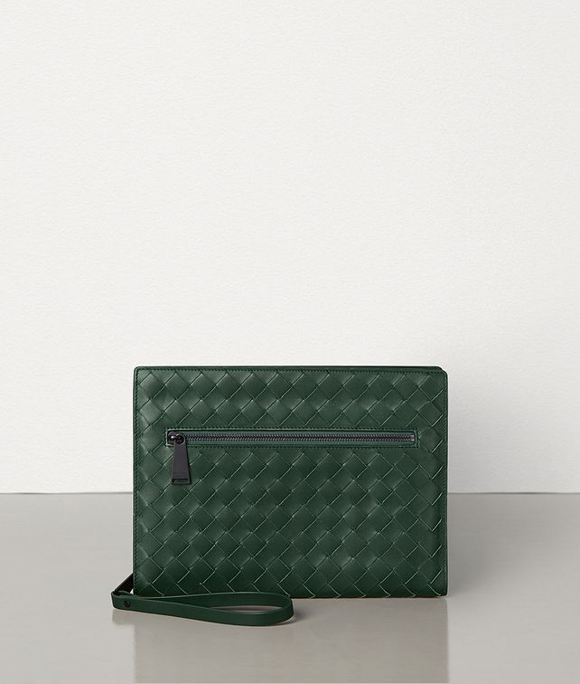 BOTTEGA VENETA DOCUMENT CASE IN INTRECCIATO VN Document case Man fp