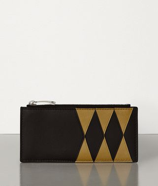 CARD CASE IN NAPPA BICOLOR