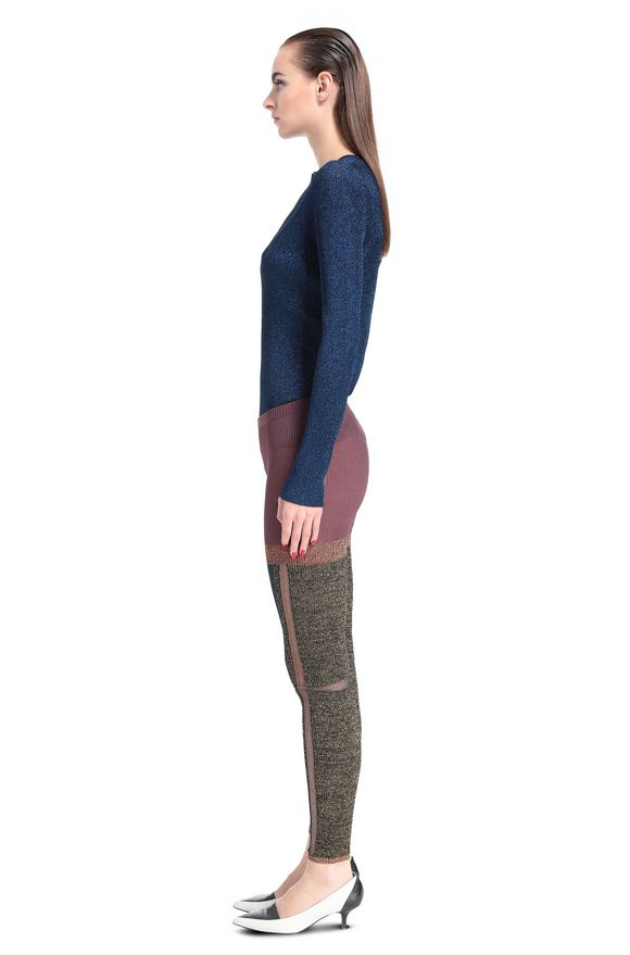 MISSONI Leggings  Mujer, Vista lateral