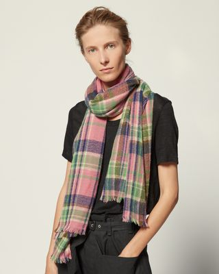 ISABEL MARANT SCARF Woman KUZANNE SCARF d