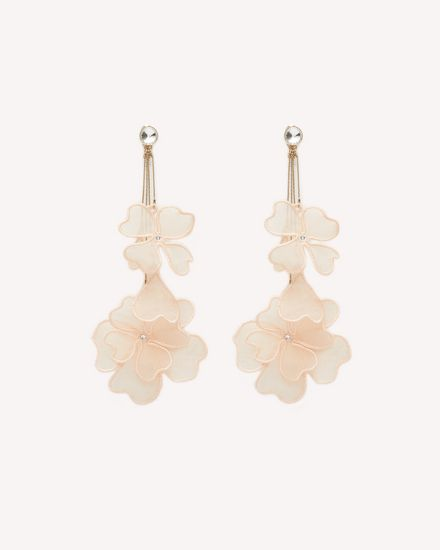 REDValentino Earrings Woman TQ2J0B68VUM N17 a