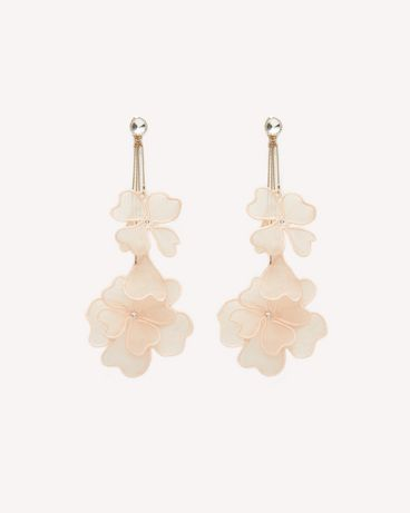 REDValentino TQ2J0B68VUM N17 Earrings Woman a