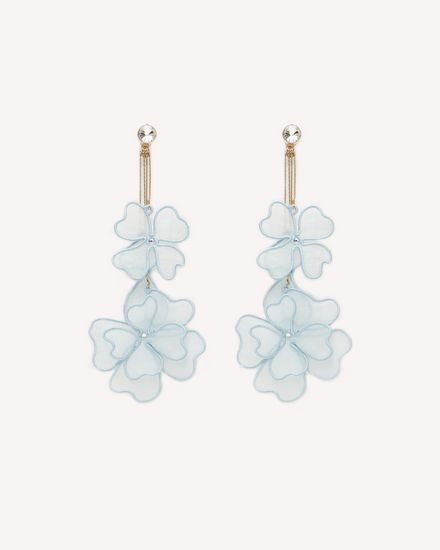 REDValentino Earrings Woman TQ2J0B68VUM A98 a