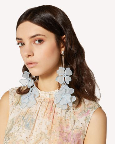 REDValentino TQ2J0B68VUM A98 Earrings Woman e
