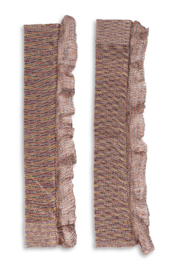 MISSONI Gloves Woman, Rear view