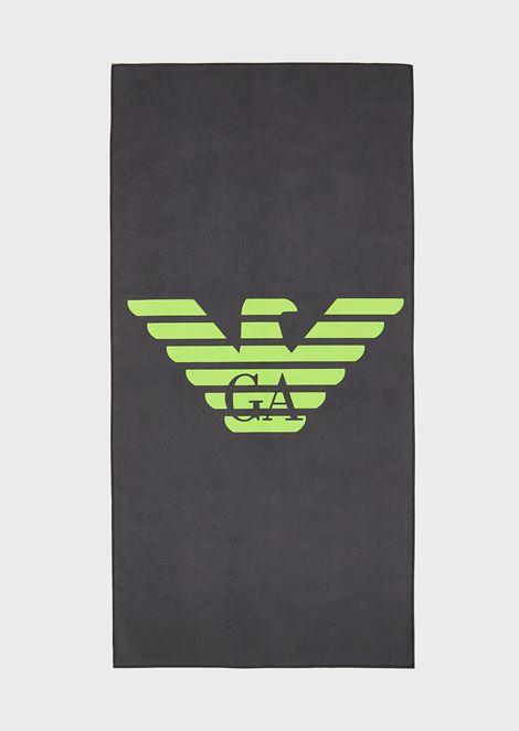 Logoed microfibre towel