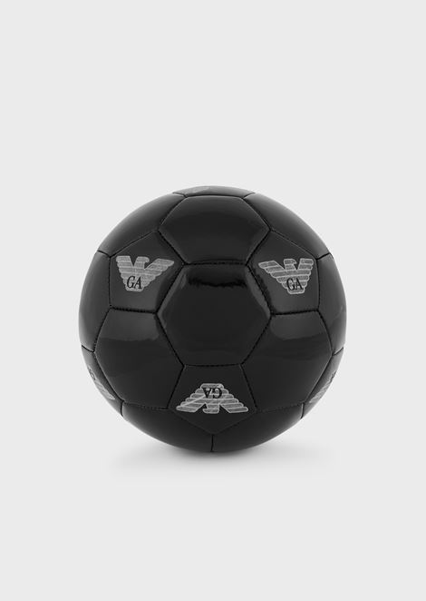 Large logoed football