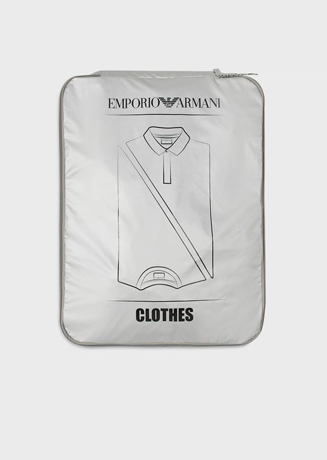 Logoed laundry bag