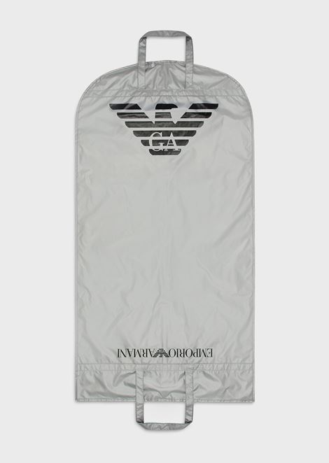 Logoed garment bag