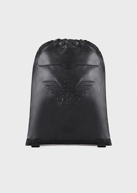 Logoed helmet bag