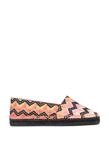 MISSONI Espadrillas Castañer x Missoni  Black Woman - Back