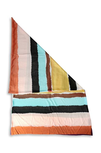 MISSONI Stole Light pink Woman - Front