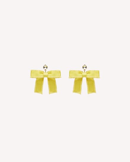 REDValentino Earrings Woman TQ2J0B56QFT 11P a