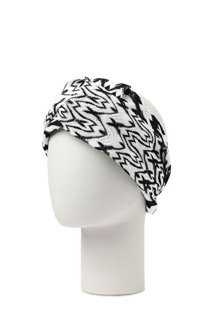 MISSONI Head band Black Woman - Front