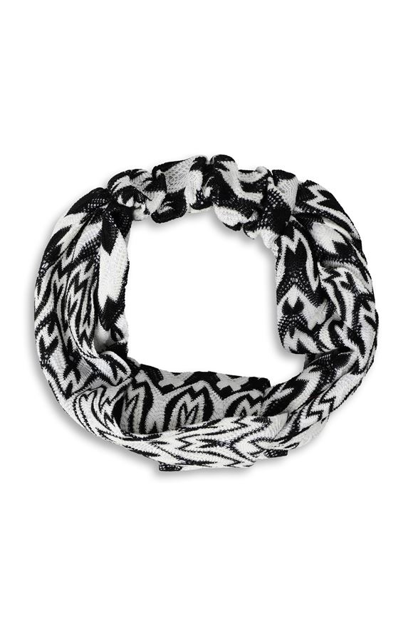 MISSONI Head band Woman, Frontal view