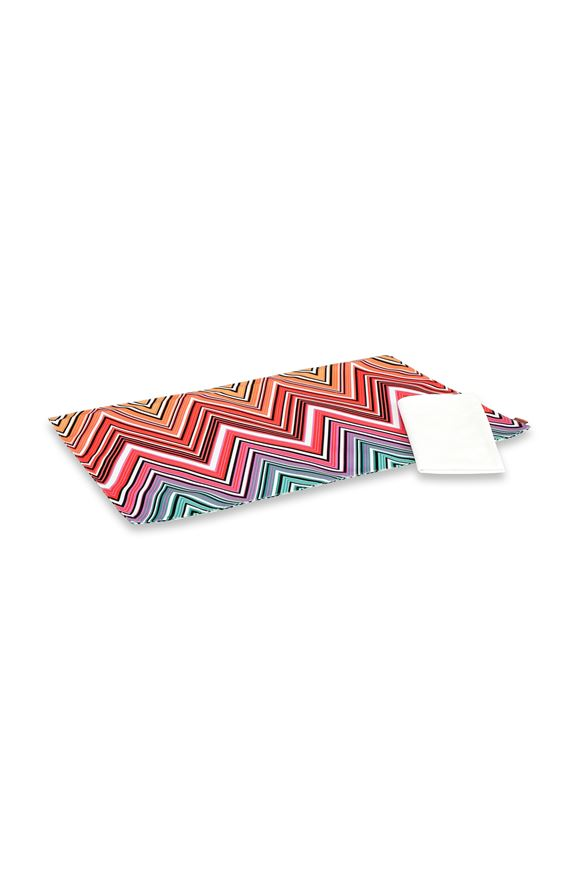 MISSONI HOME KEW OUTDOOR PLACE MAT E, Rear view