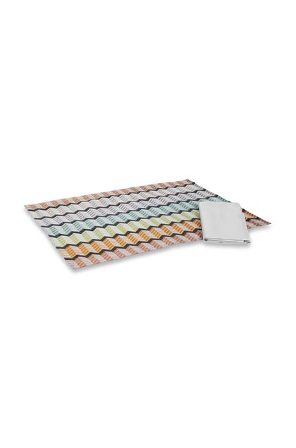 MISSONI HOME WATERFORD PLACE MAT Green E - Front