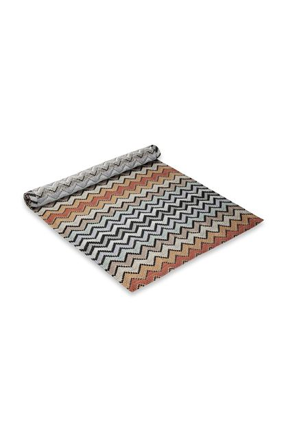 MISSONI HOME WESTMEATH TABLE RUNNER Brown E - Front