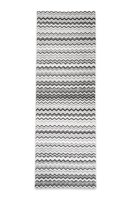 MISSONI HOME WIPPTAL  TABLE RUNNER Grey E - Back
