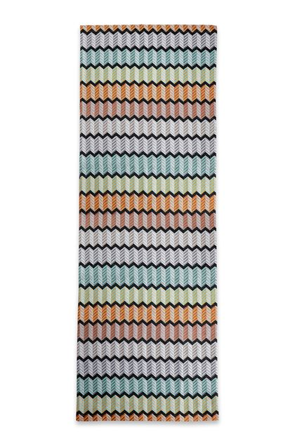 MISSONI HOME WATERFORD TABLE RUNNER Brown E - Back