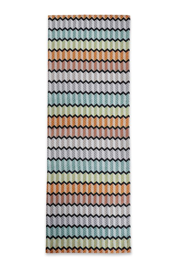 MISSONI HOME WATERFORD TABLE RUNNER E, Frontal view
