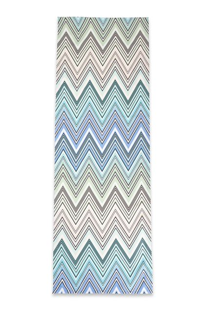 MISSONI HOME KEW OUTDOOR TABLE RUNNER Light green E - Back
