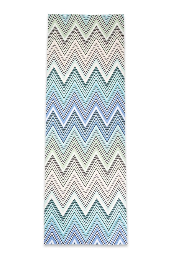 MISSONI HOME KEW OUTDOOR TABLE RUNNER E, Frontal view