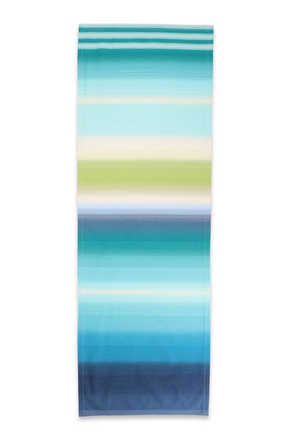 MISSONI HOME TONGA TABLE RUNNER Light green E - Back