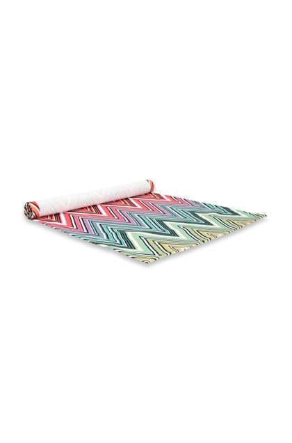 MISSONI HOME KEW OUTDOOR TABLE RUNNER Green E - Front