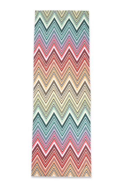MISSONI HOME KEW OUTDOOR TABLE RUNNER Green E - Back