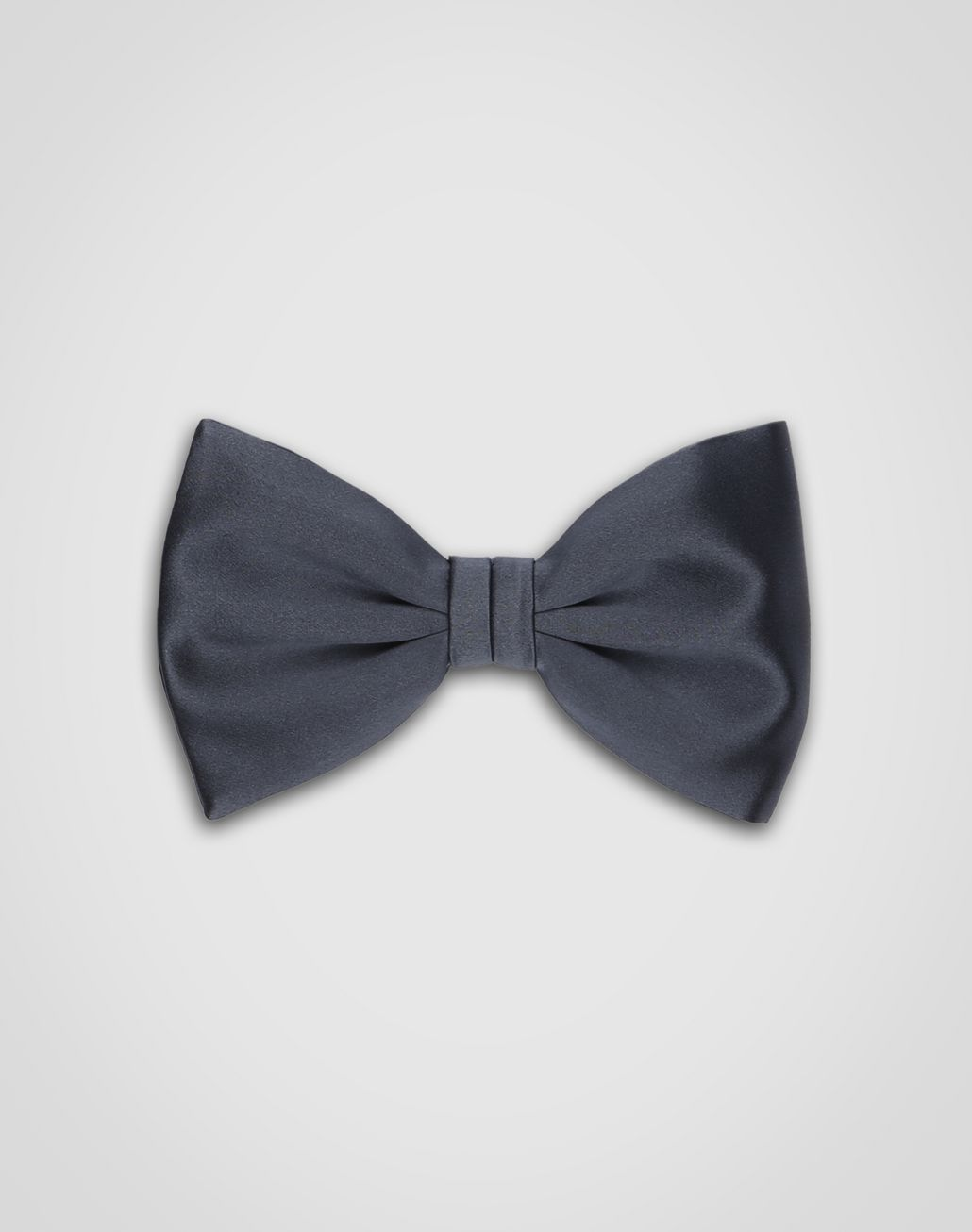 BRIONI Grey Bow Tie Bow Ties & Cummerbunds Man f