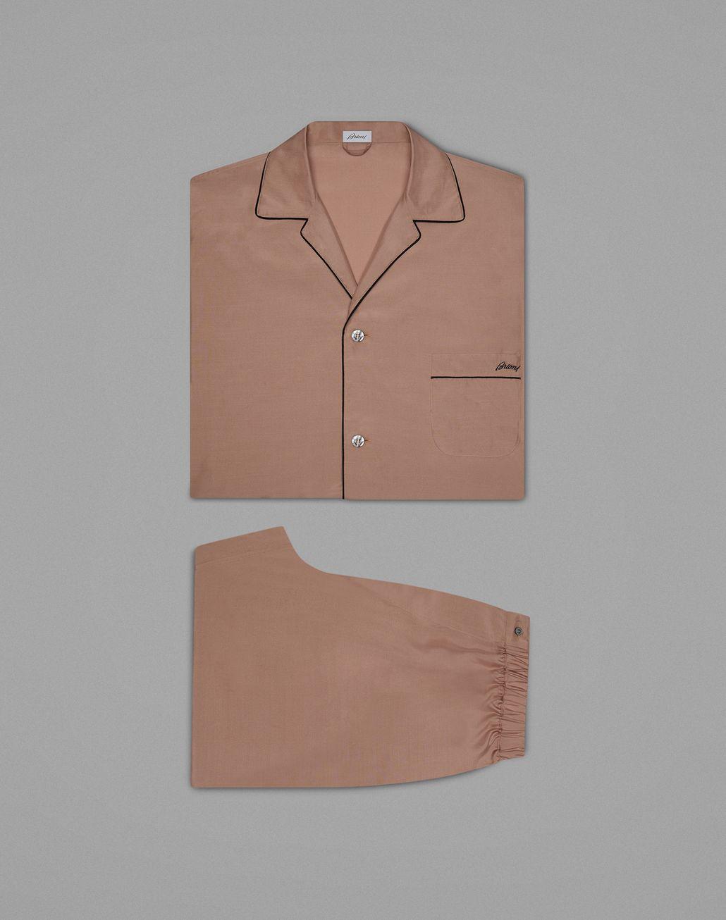 BRIONI Pink Pajamas Loungewear Man f