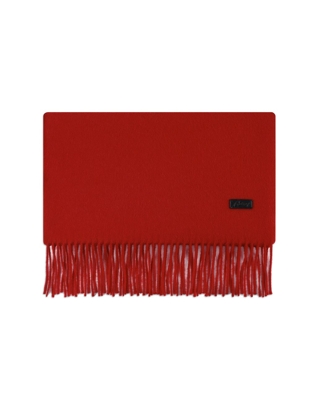 BRIONI Red Scarf Foulards & Scarves Man f