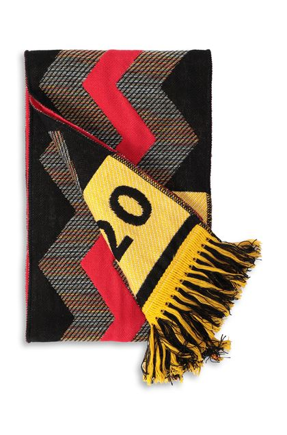 M MISSONI Scarf Black Woman - Front