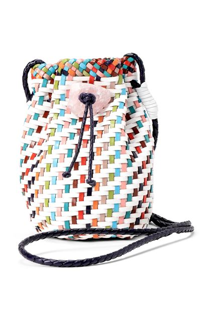 MISSONI Bags White Woman - Back