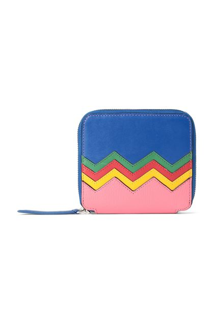 M MISSONI Wallet Fuchsia Woman - Back