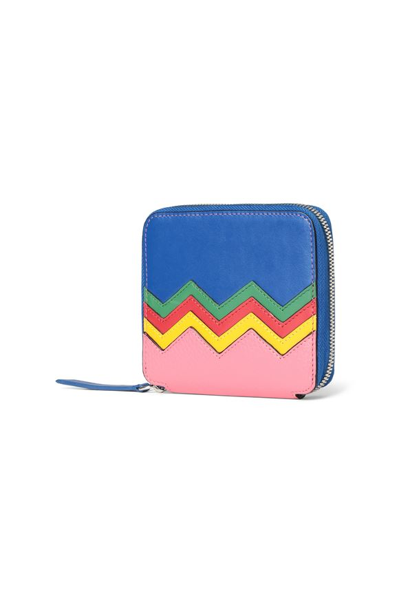 M MISSONI Wallet Woman, Rear view