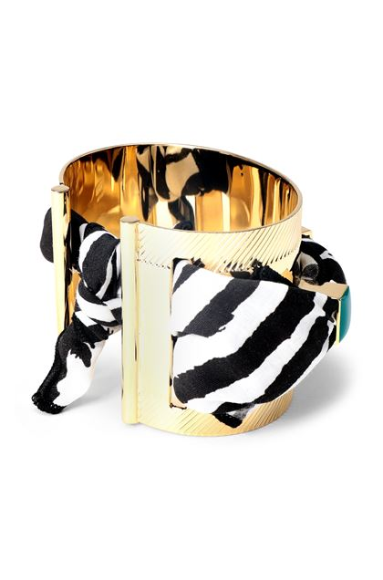 MISSONI Bracelet Gold Woman - Front