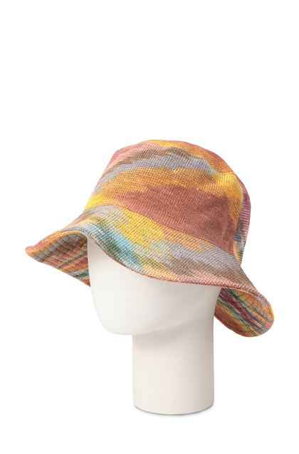 MISSONI Hat Rust Man - Front