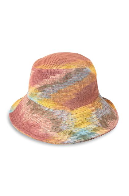 MISSONI Hat Rust Man - Back